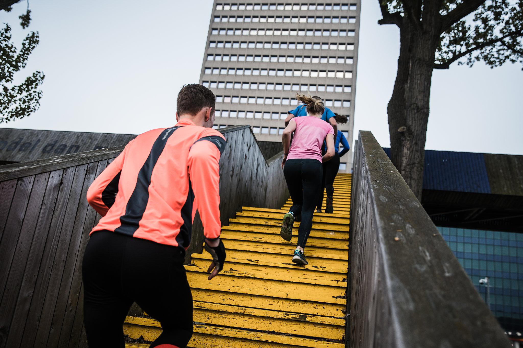 Smal group training Rotterdam